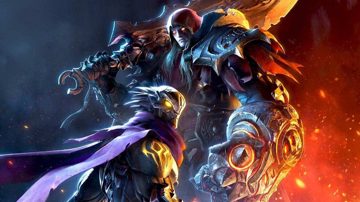 Darksiders Genesis Update 1.03 Released, Fixes And Map Position Feature