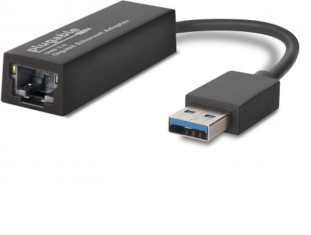 Plugable USB to Ethernet Adapter
