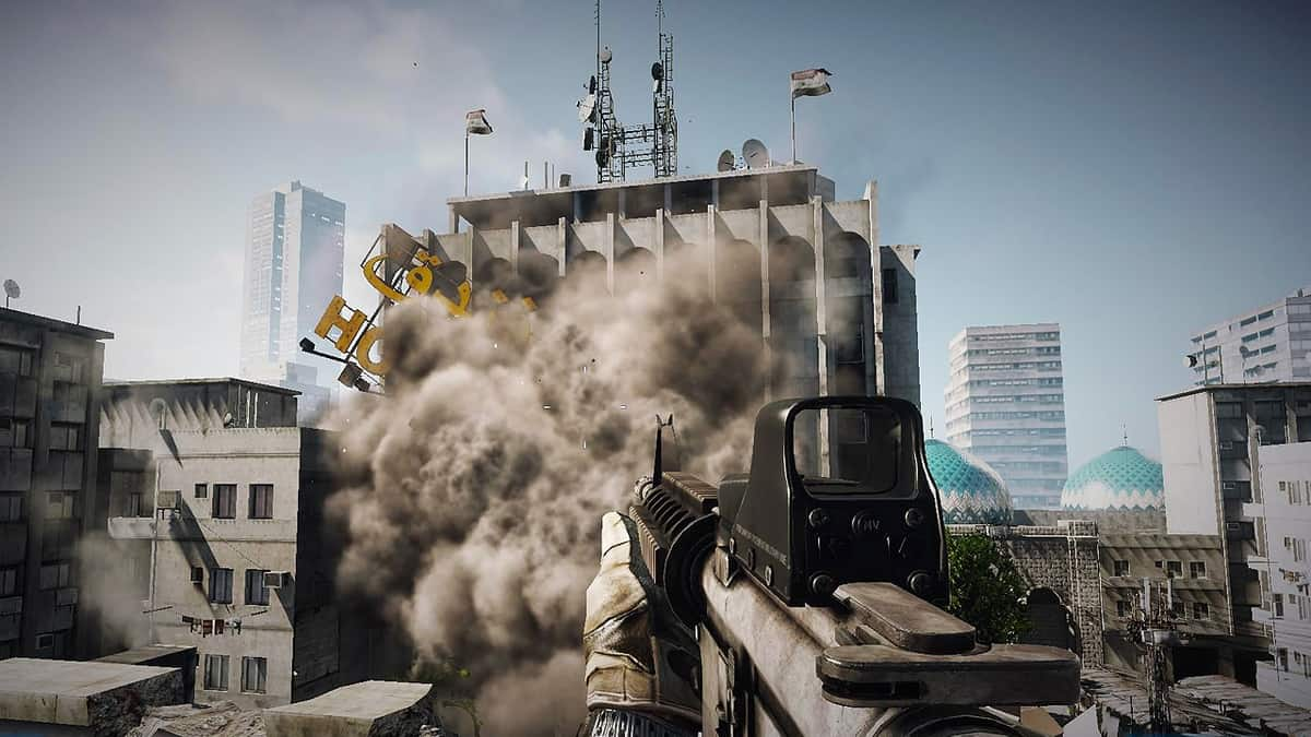 Battlefield 3 Remake May Be DICE's Next Battlefield Game