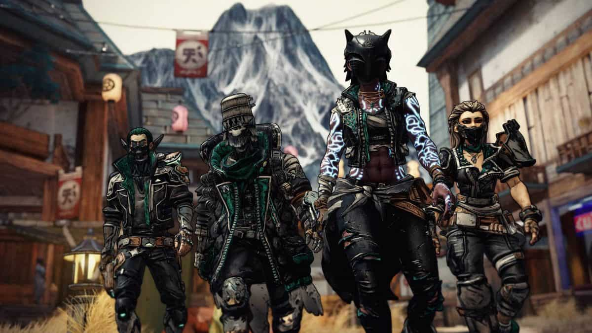 Borderlands 3 Bounty of Blood: Blood From a Stone Walkthrough
