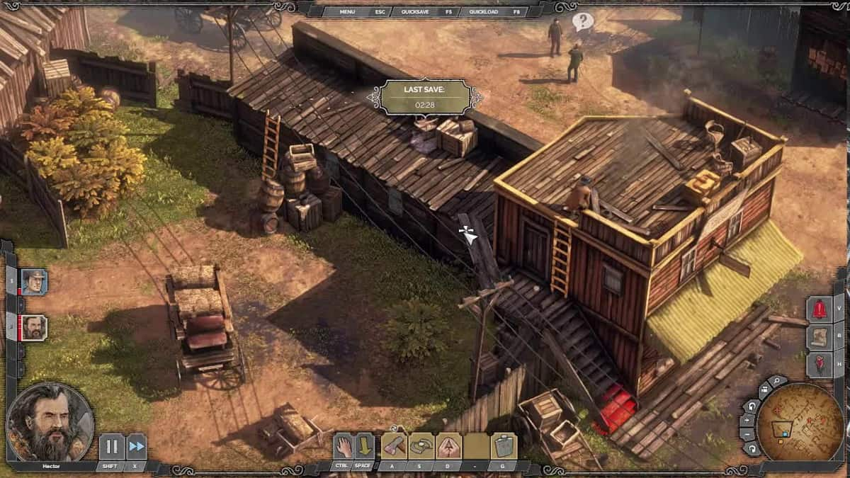 Games Info And Games Info New Series Desperados 3 Gameplay Pc