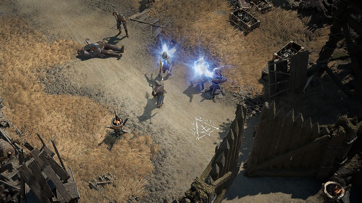 Diablo 4 Has Camps That Need To Be Liberated