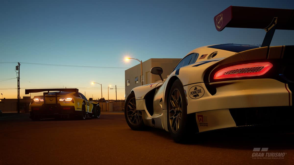 Gran Turismo Sport Update 1.60 Released, Improvements And Adjustments