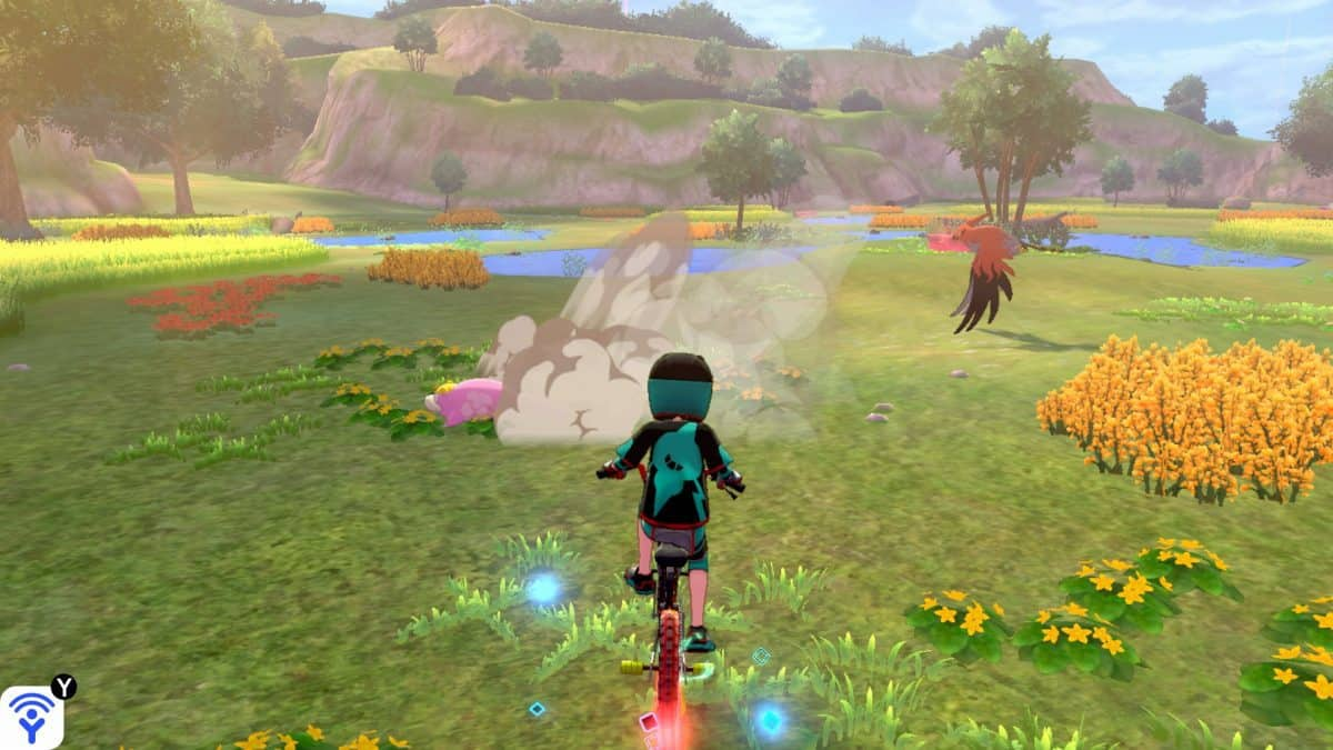 How to Start the Pokemon Sword and Shield Isle of Armor DLC