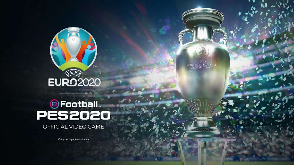 PES 2020 Update 1.11 Released, Euro 2020 DLC