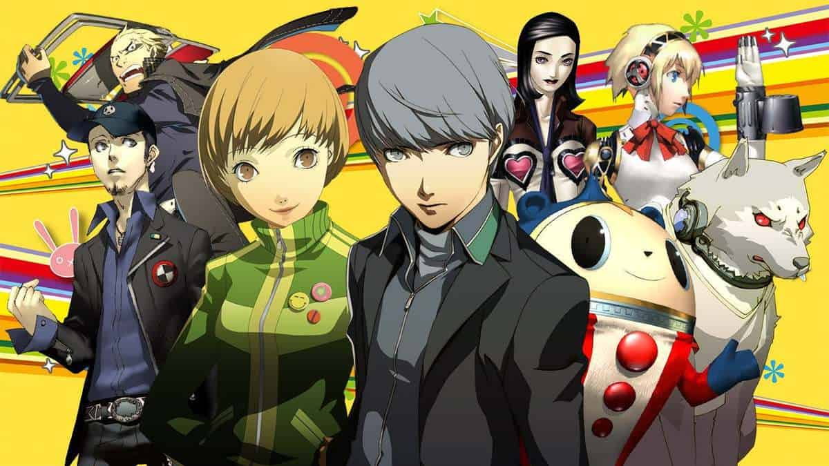 Persona 4 Golden Character Personas Guide