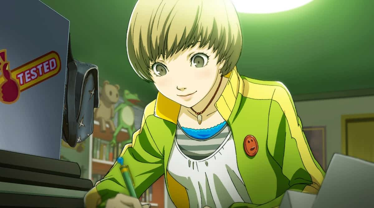 Persona 4 Golden Clothes and Accessories Guide