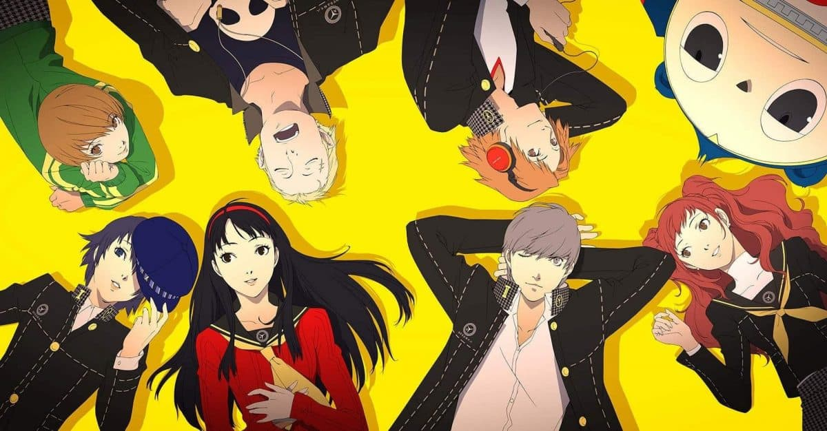 Persona 4 Golden Expendable Items