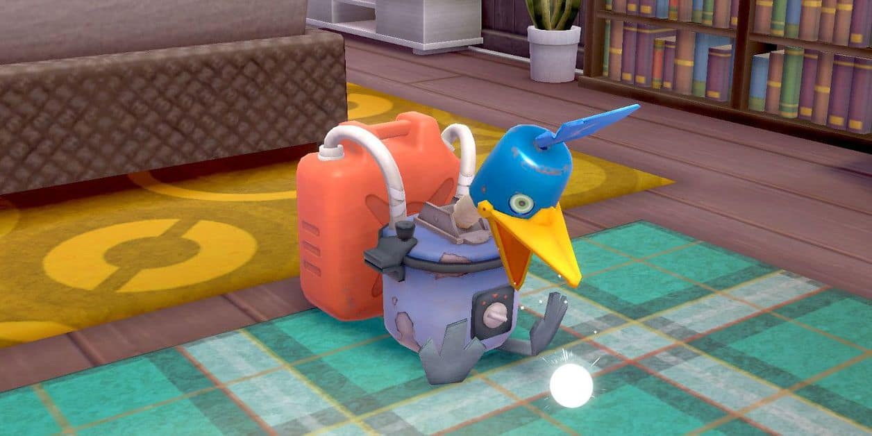 Pokemon Sword and Shield Isle of Armor Cram o Matic Recipes Guide