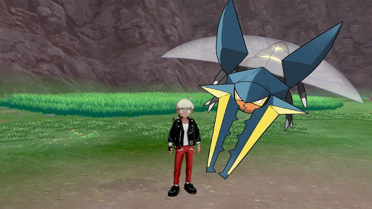 How to Catch Vikavolt in Pokemon Sword and Shield, Locations and Stats