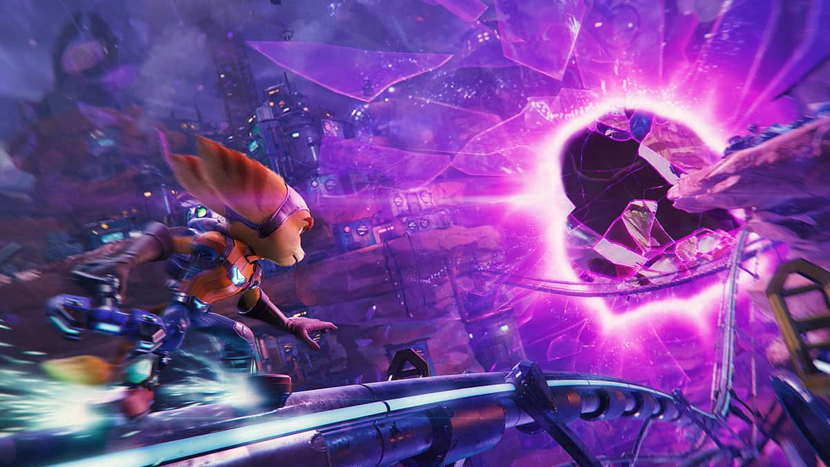 Ratchet & Clank: Rift Apart Could Only Happen Through PS5 SSD