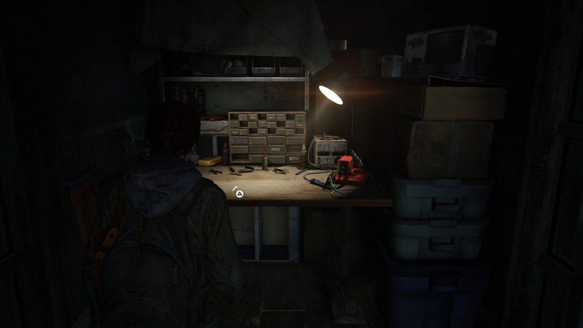 The Last of Us Part 2 All Workbench Locations