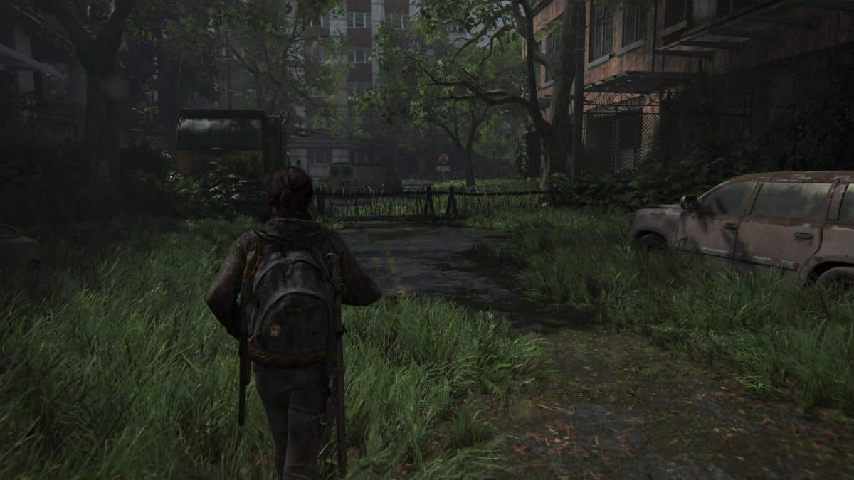 The Last of Us Part 2 Chapter 2: Seattle Day 1 Walkthrough