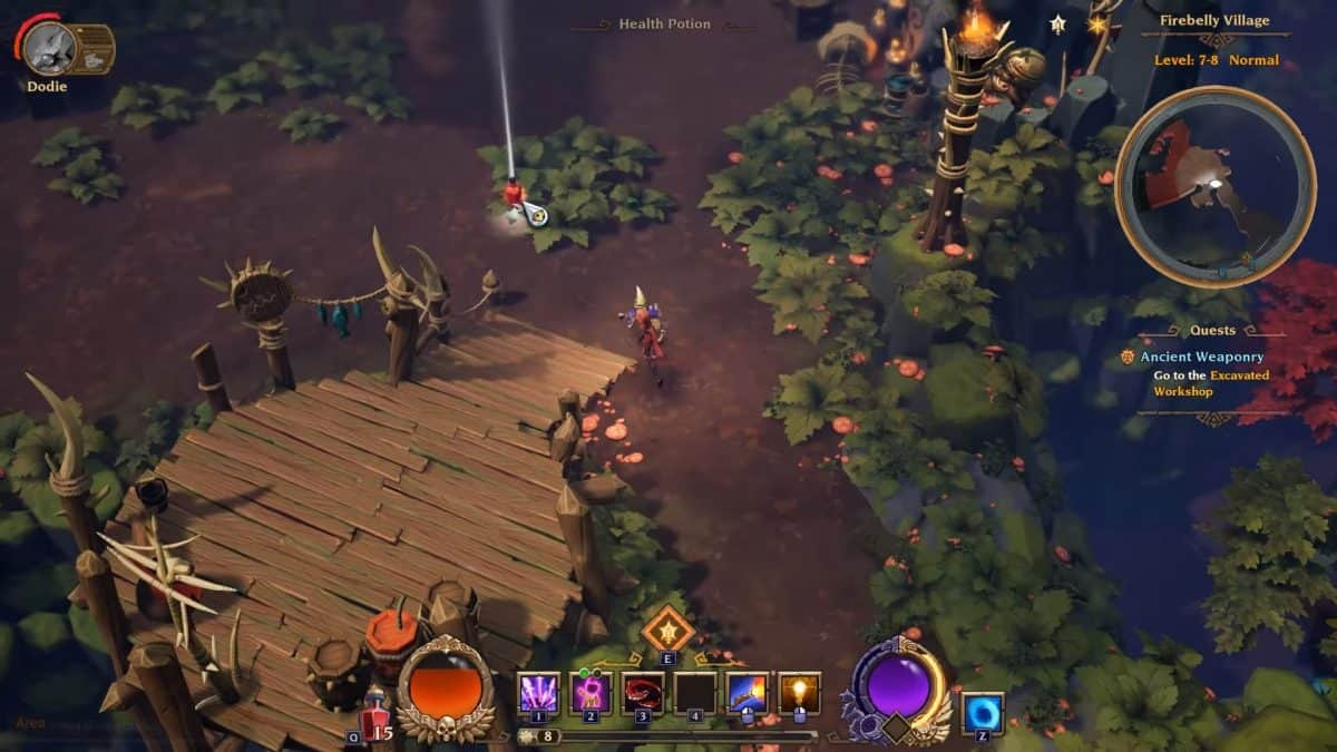 Torchlight 3 Ancient Weaponry Walkthrough