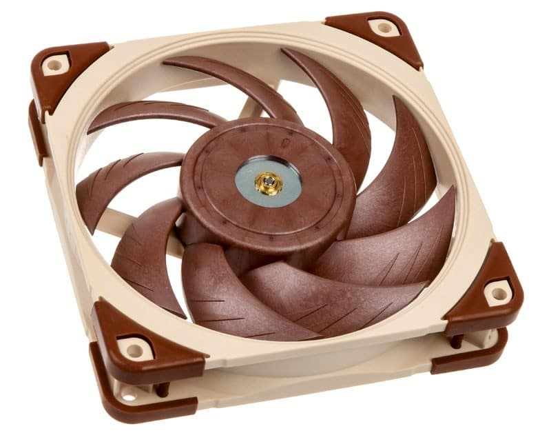 Best Slim Case Fans for SFF Builds