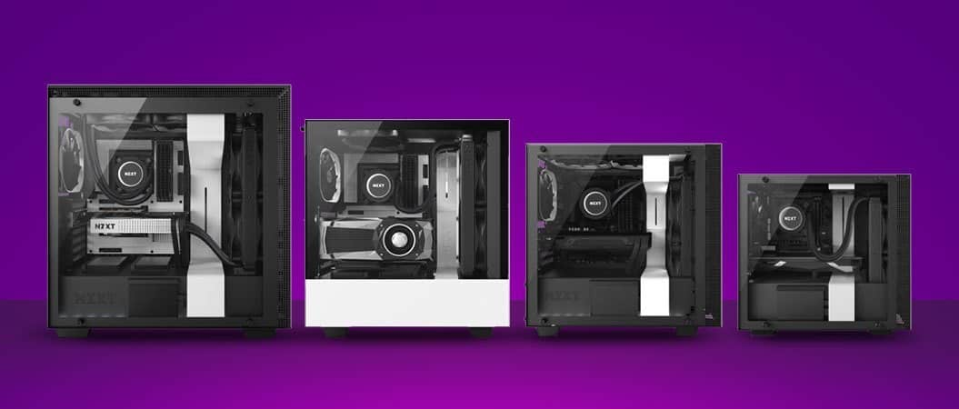 PC Case Sizes Explained: From Full-Tower to Mini ITX
