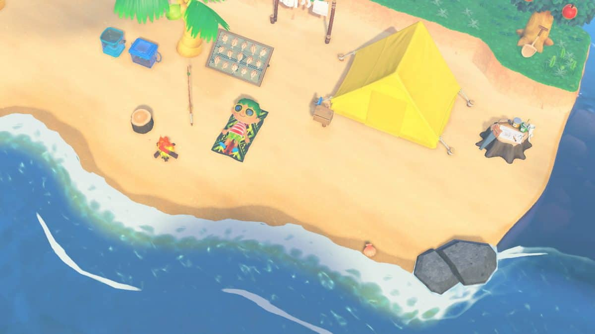 Animal Crossing New Horizons July's New Fish and Bugs List
