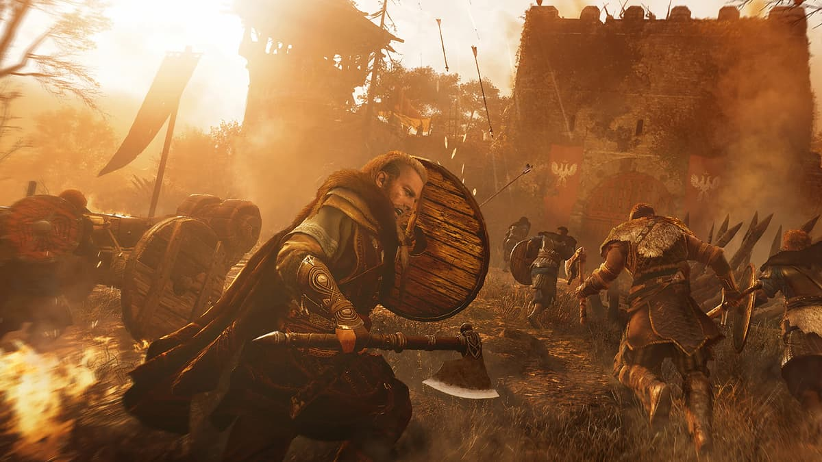 """Assassin's Creed Valhalla's Assaults Are """"Epic Viking Moments,"""" Each Will """"Feel Unique"""""""