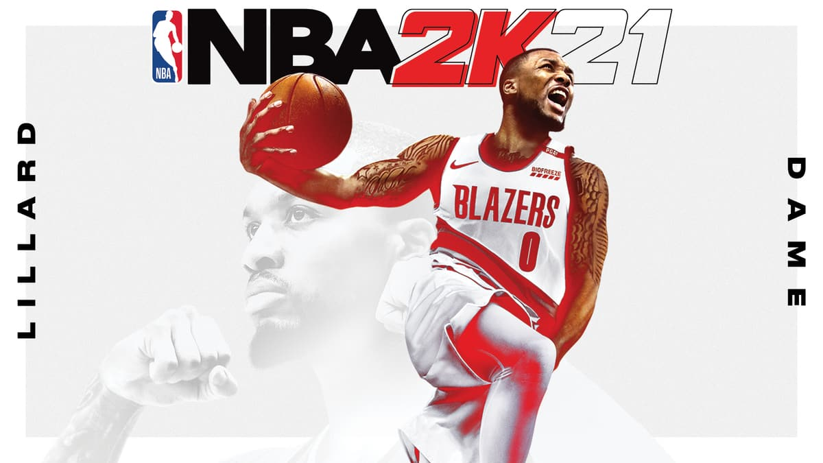Damian Lillard Is One Of The NBA 2K21 Cover Stars