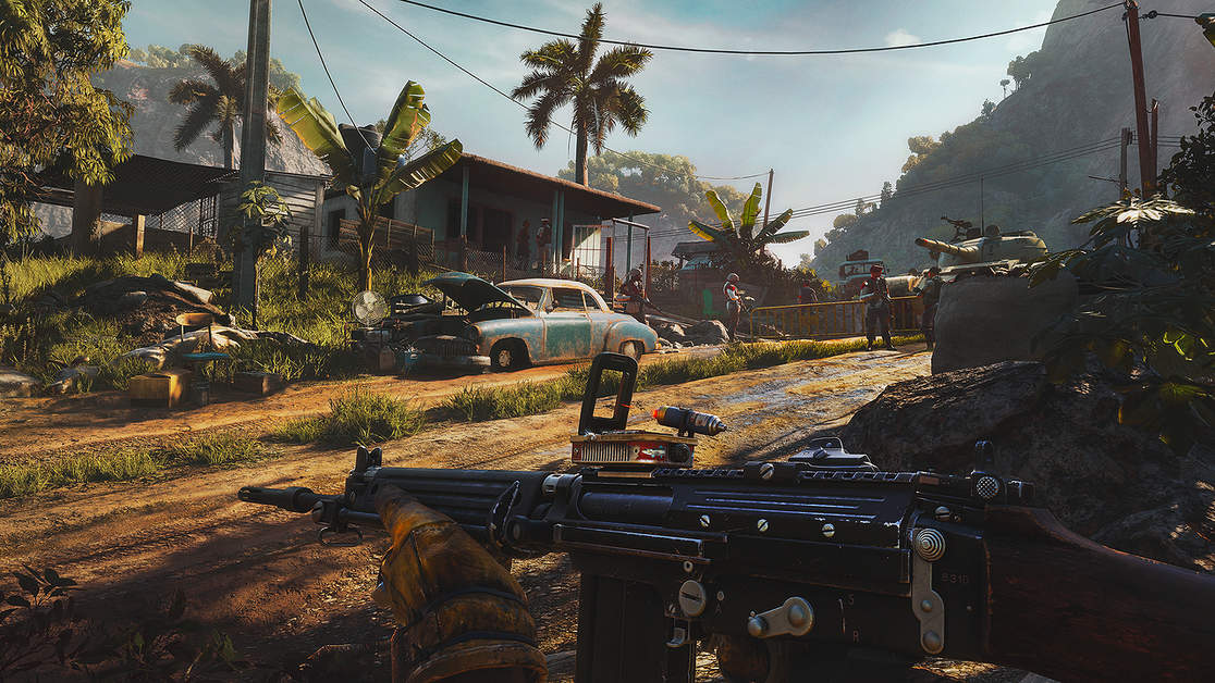 Far Cry 6 Map Size Yara Island Might Take 1 Hour To Walk Across