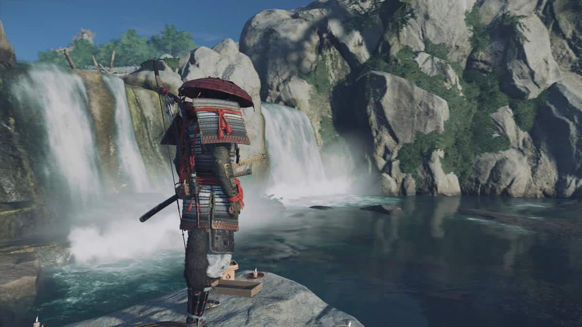 Ghost of Tsushima Crafting Resources Guide