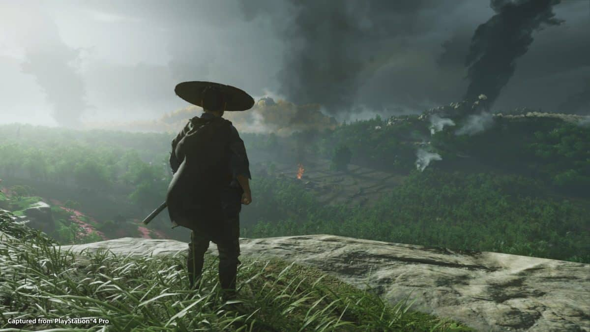 Ghost of Tsushima Difficulty Settings
