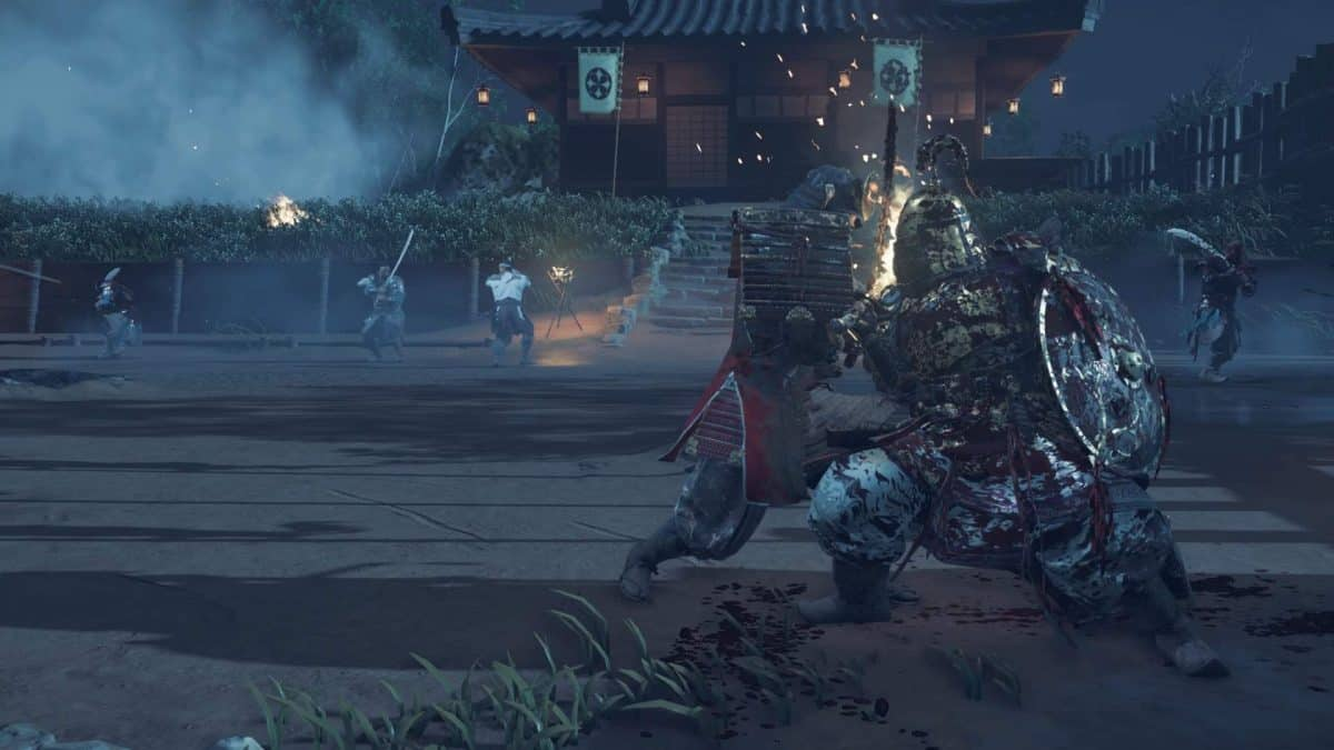 Ghost of Tsushima General Temuge Boss Guide