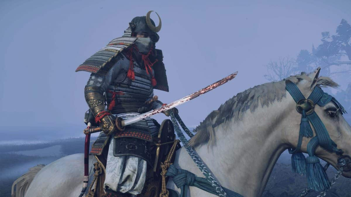 Ghost of Tsushima Legendary Thief Outfit