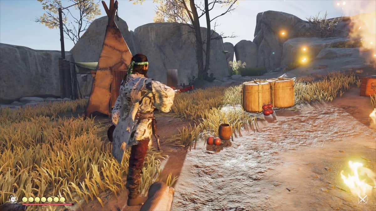 Ghost of Tsushima All Mongol Artifact Locations Guide