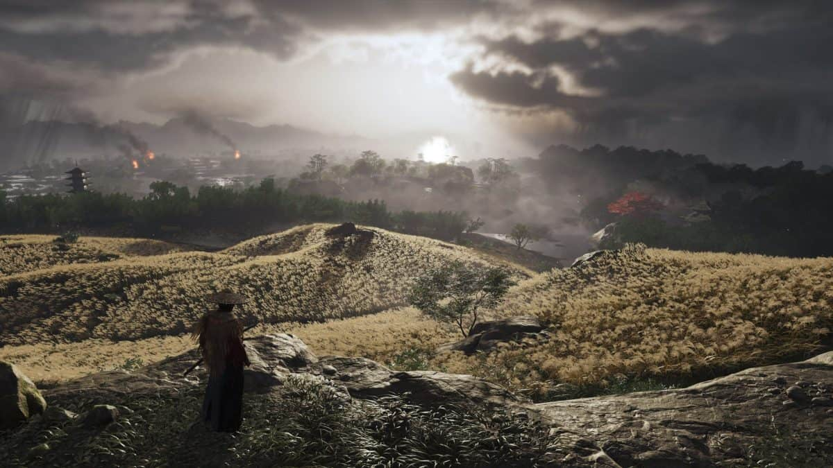 Ghost of Tsushima The Legend of Tadayori Walkthrough