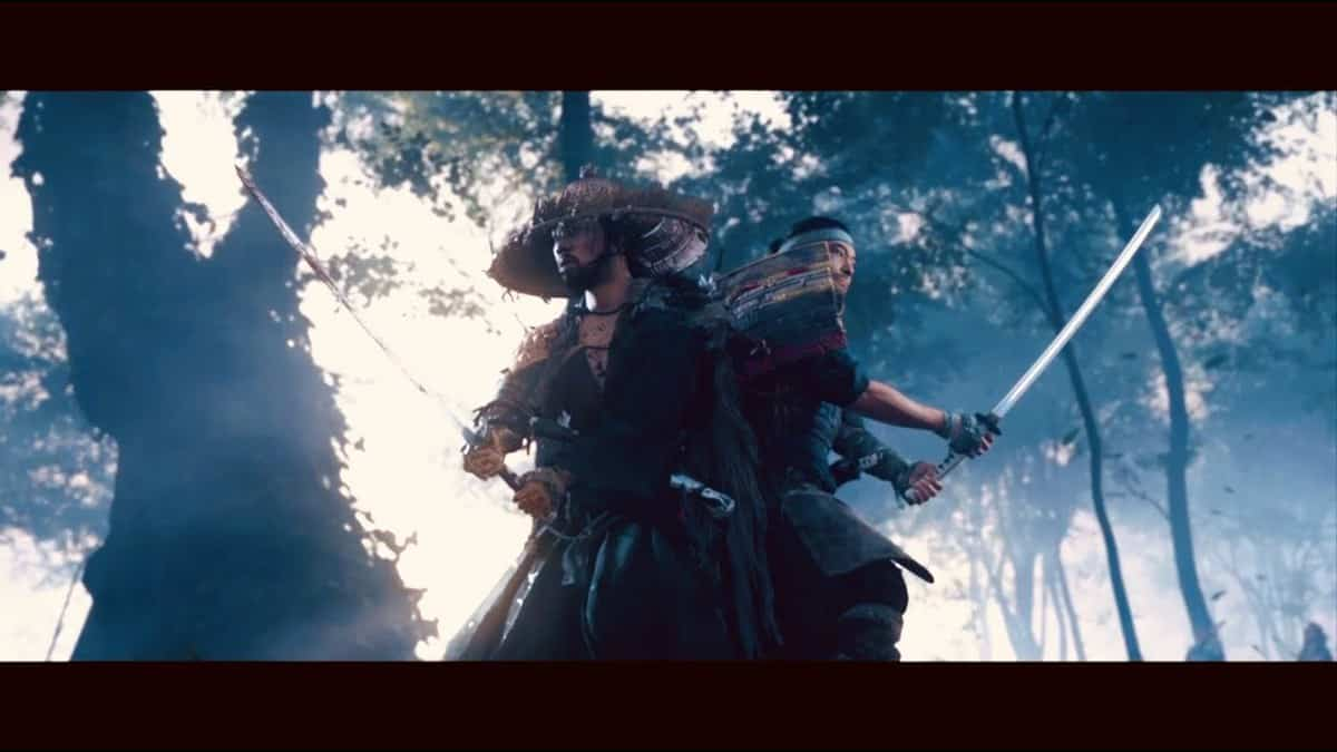 Ghost of Tsushima The Tale of Ryuzo