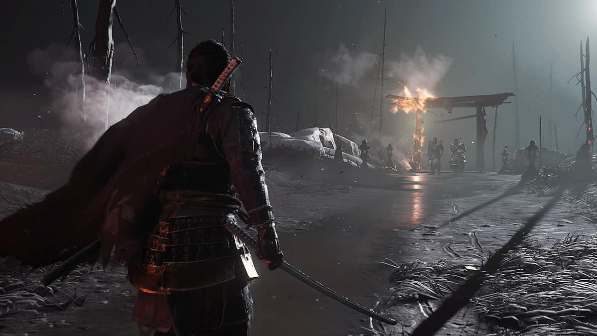 New Ghost Of Tsushima Game Now In Development For PS5