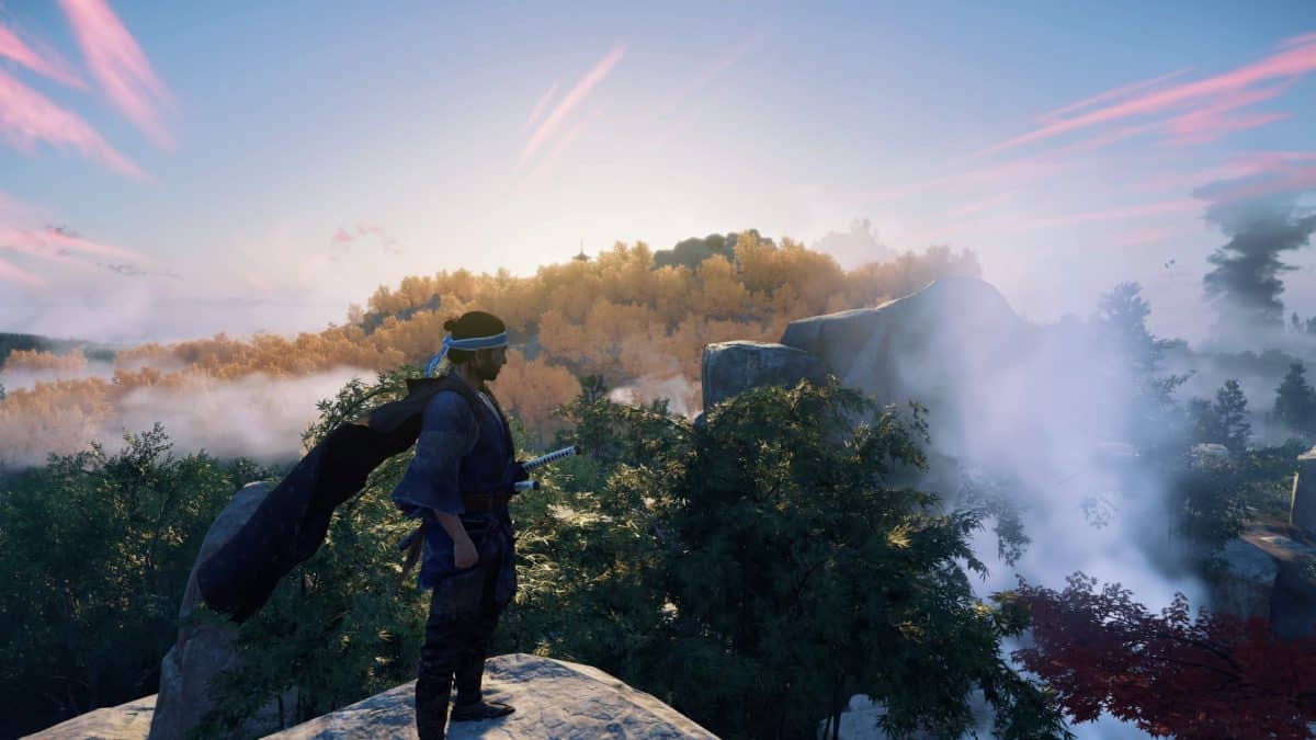 Ghost of Tsushima Mythic Tales Locations