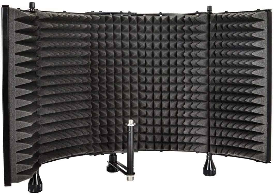 Best Microphone Isolation Shield and Reflection Filters for Audio Clarity