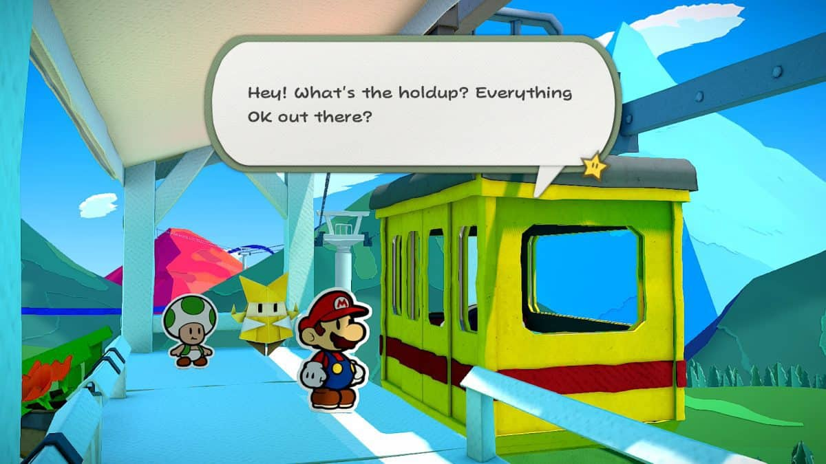 Paper Mario The Origami King Sea Tower Guide
