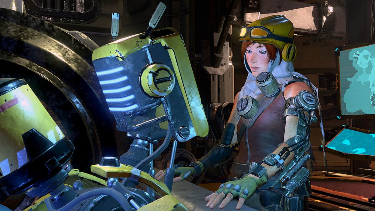 "New ReCore Game ""Would Be Great To See,"" Says Armature Studio"
