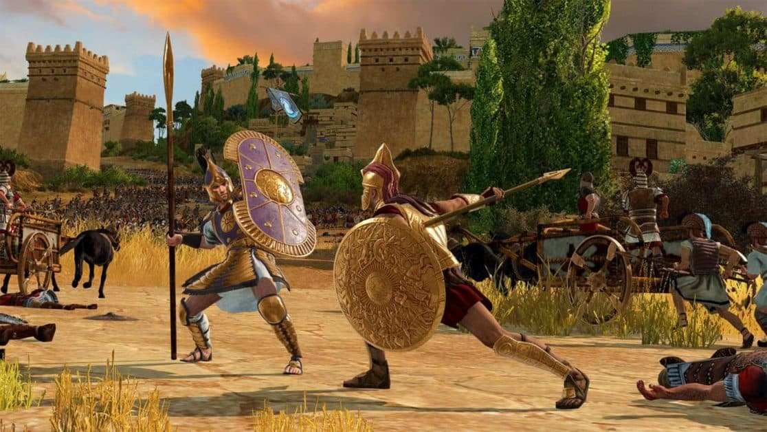 A Total War Saga: Troy Achilles Guide