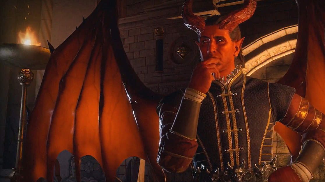 Baldur S Gate 3 Will Allow You To Make A Pact With The Devil Segmentnext