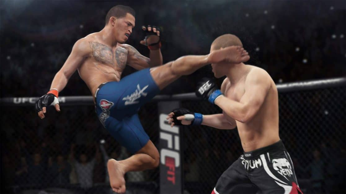 EA Sports UFC 4 Fighters