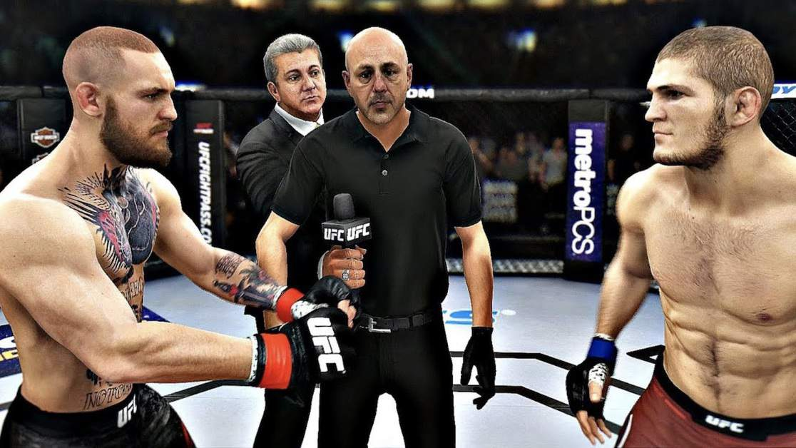 EA Sports UFC 4 Ground Offense Tips