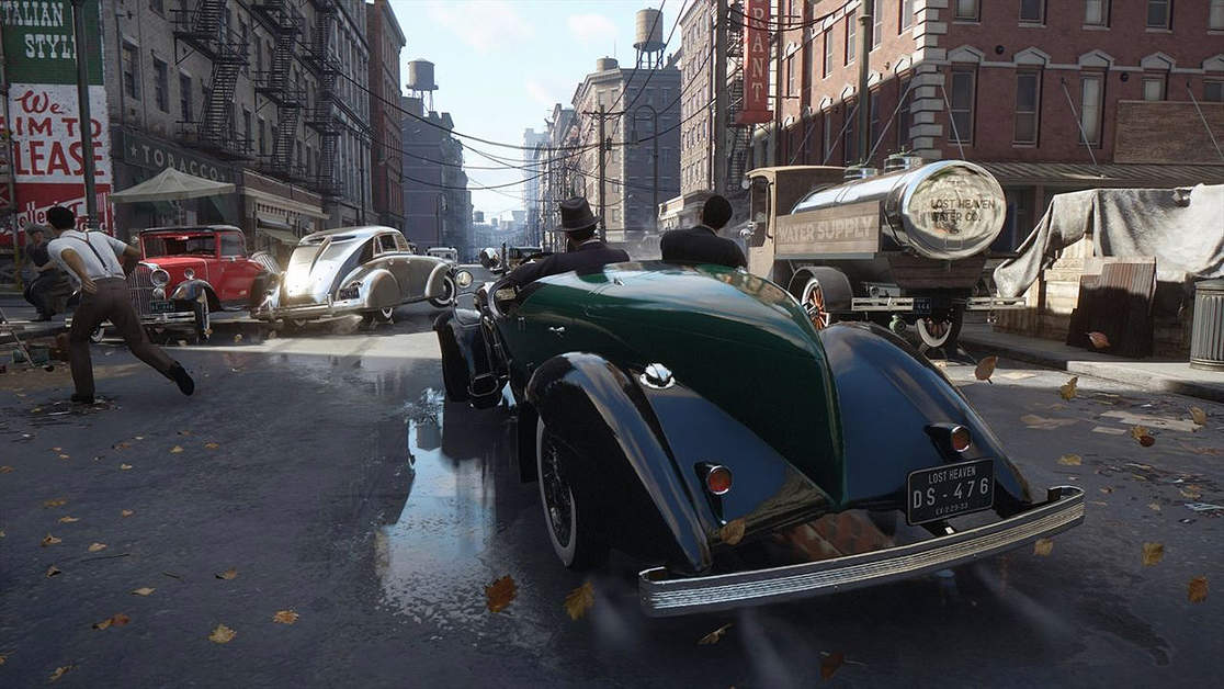 """Hangar 13 """"Would Be Thrilled To Make"""" Mafia 4, Already Working On New Project"""