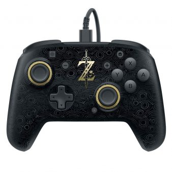 PDP Faceoff Deluxe Wired Pro Controller
