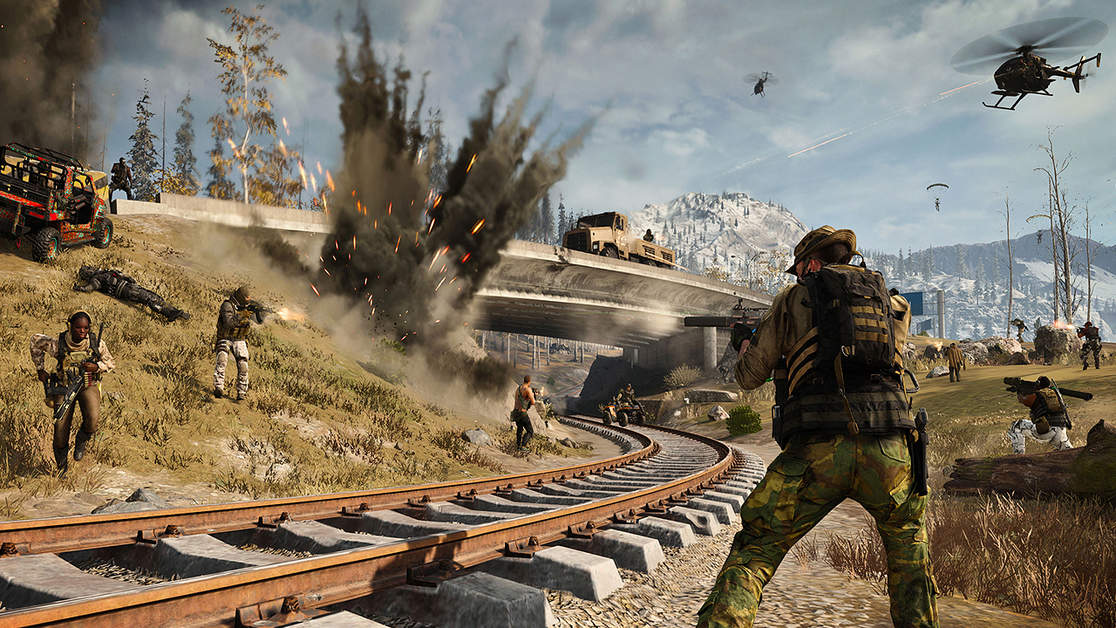 "Call Of Duty: Warzone's Train To Be Updated With ""Many Mechanics & Game Modes"""
