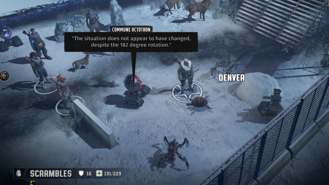 Wasteland 3 Quirks and Backgrounds