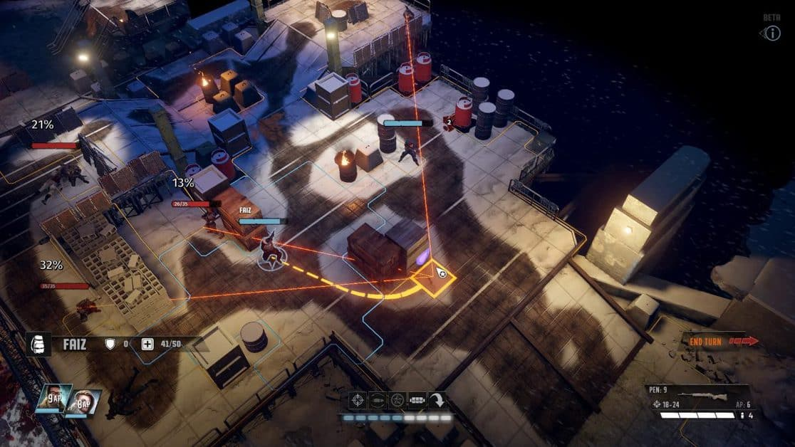 Wasteland 3 The Traitor Walkthrough