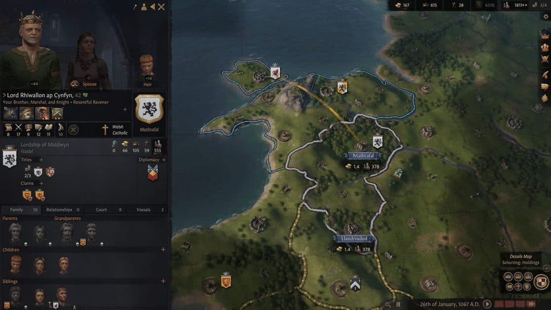 Crusader Kings 3 Characters and Personalities Guide