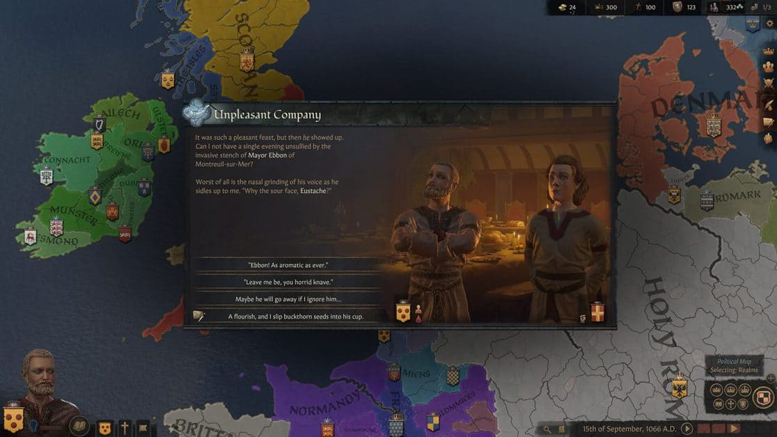 How to Have Perfect Children in Crusader Kings 3