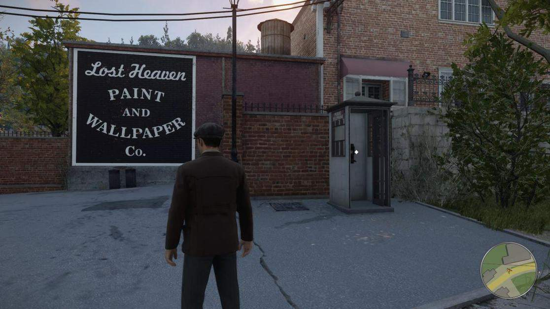 Mafia DE Phone Booth Locations guide