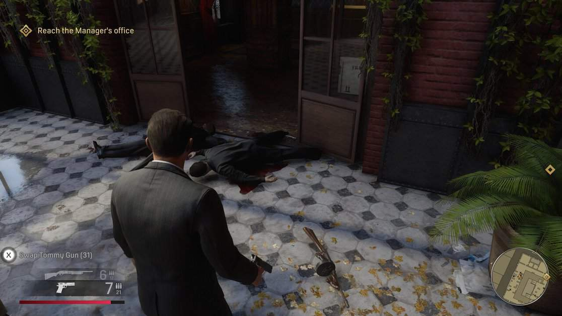 Mafia DE The Saint and The Sinner Walkthrough