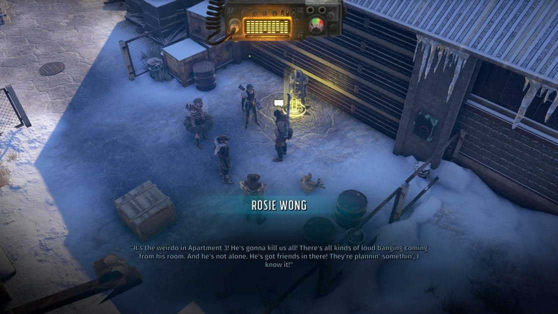 Wasteland 3 Cyborg Chicken Locations Guide